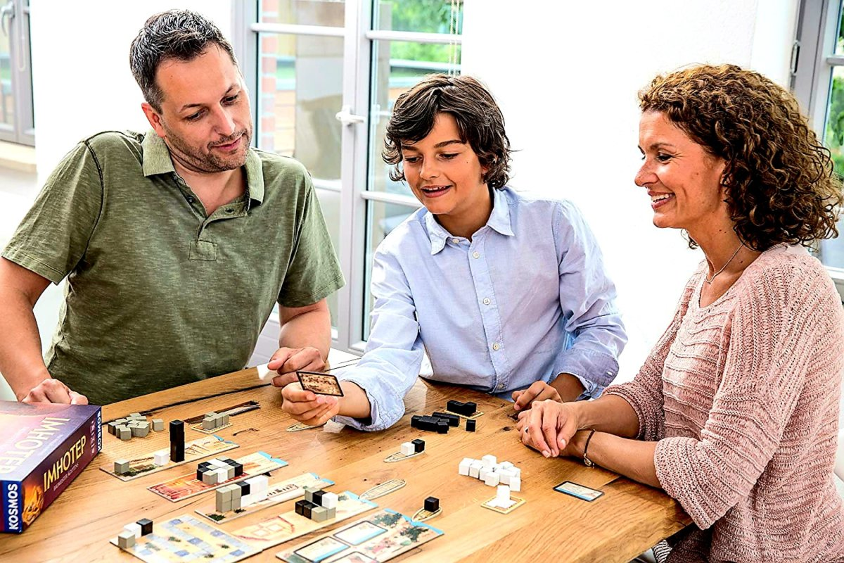 3. Strategie Brettspiele