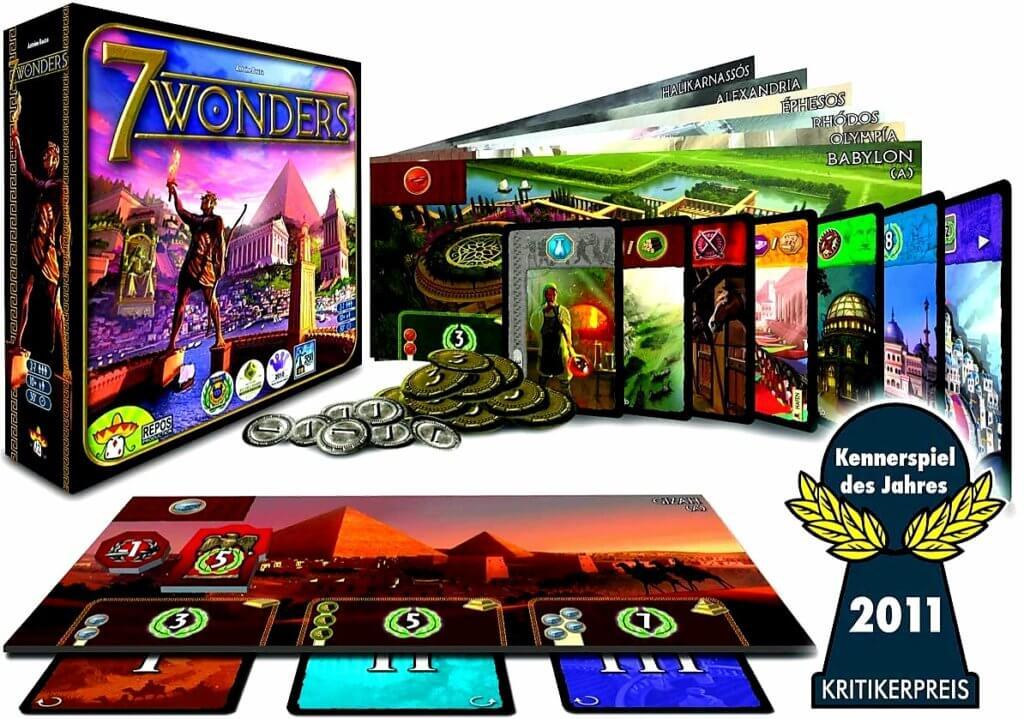 7 Wonders online kaufen