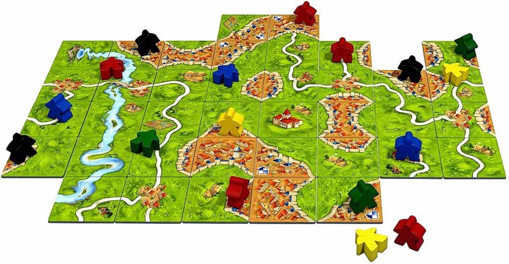 Carcassonne online kaufen
