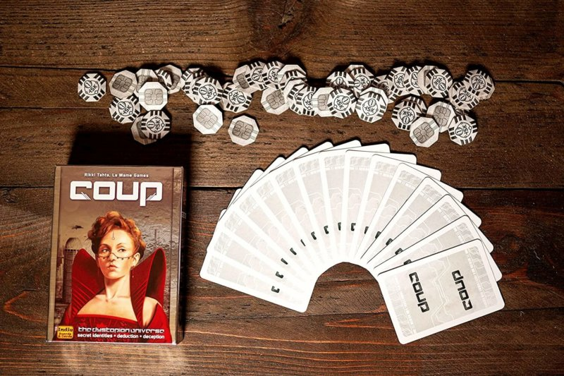 Coup Kartenspiel kaufen