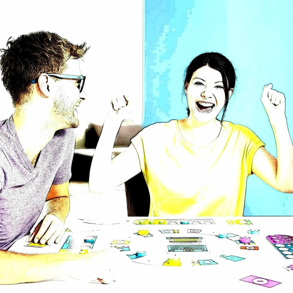 Was fördern Brettspiele bei Erwachsenen